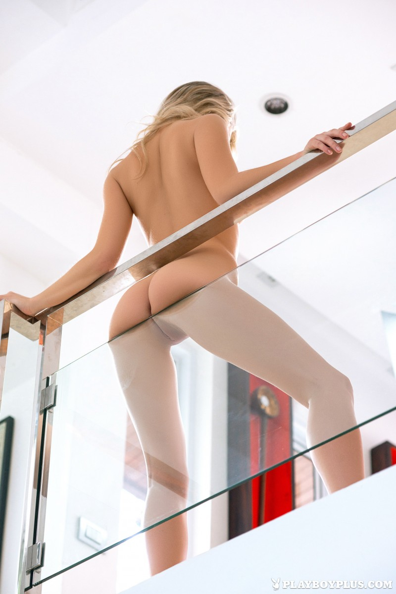 alice-pink-dress-blonde-naked-playboy-19