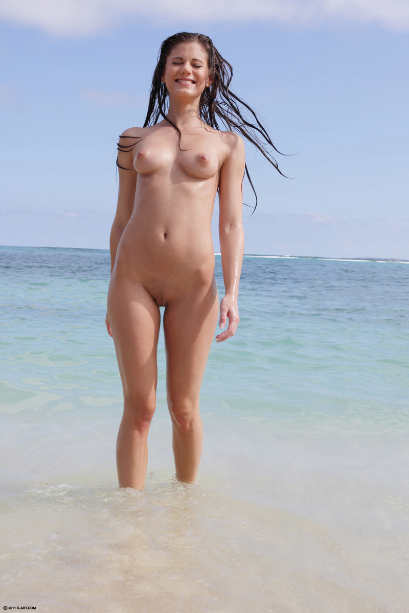 Have thought Caprice nude beach consider