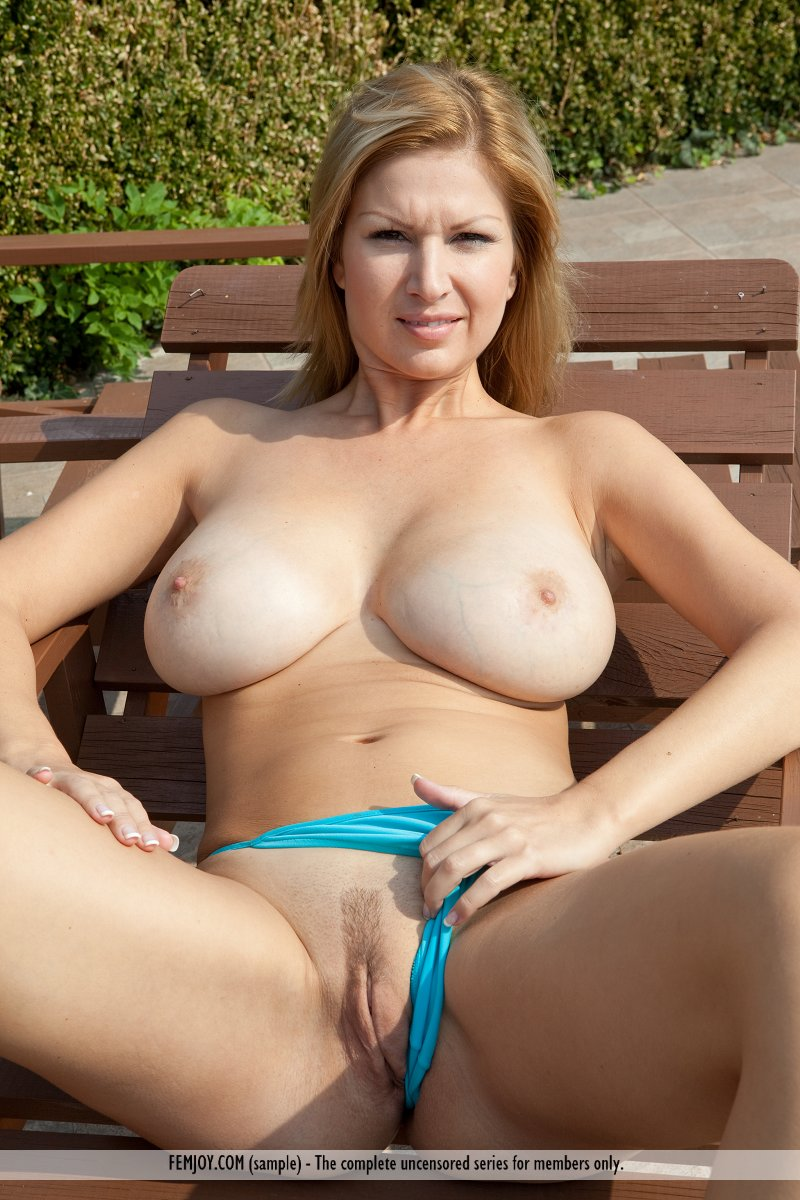 image Busty mom stephanie wylde takes two bbc in front of her son