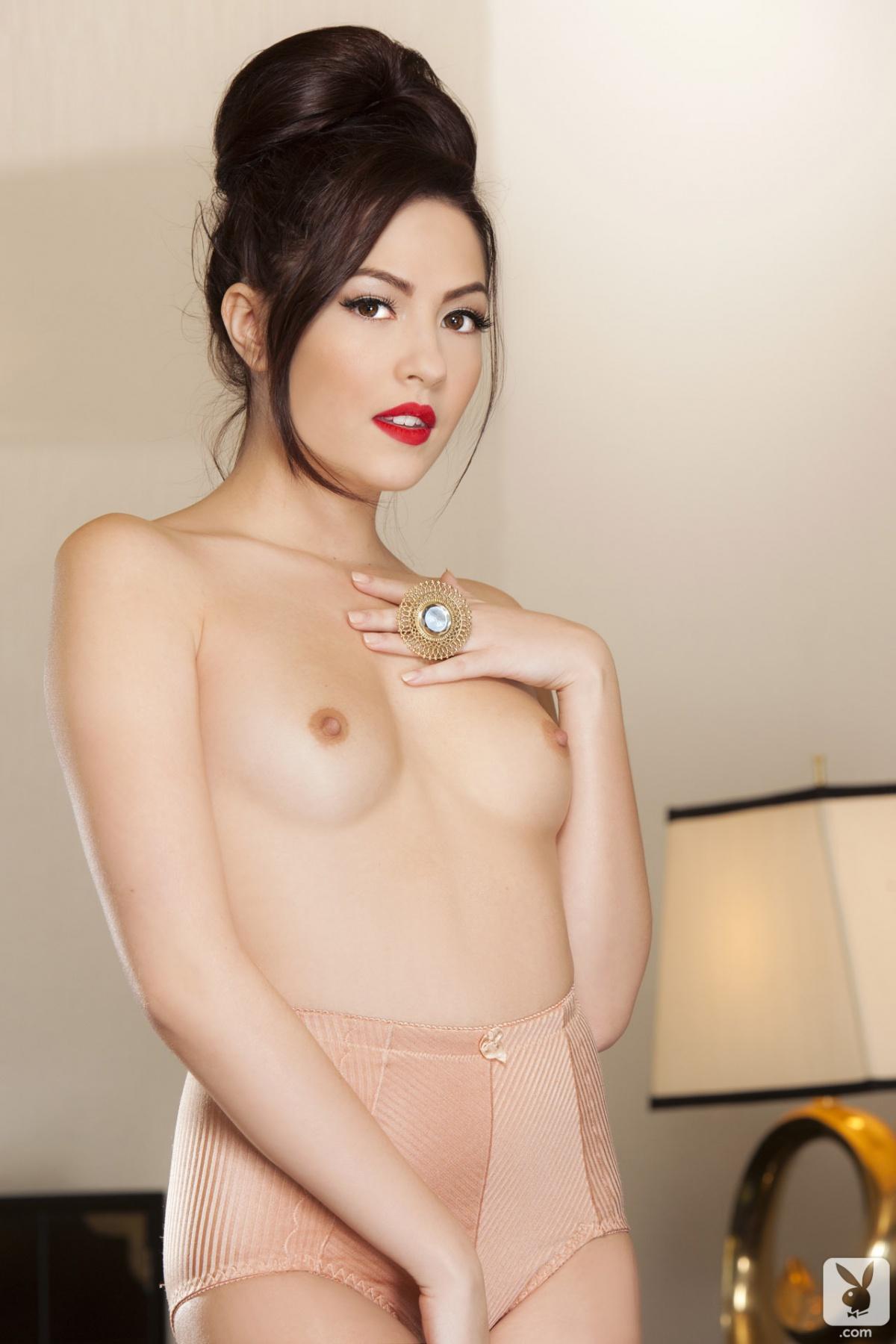 playboy nude laine Cassie