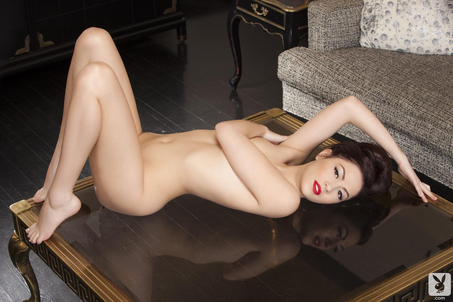 laine nude Cassie playboy