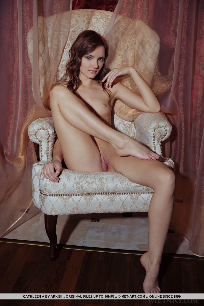 Art nude small young