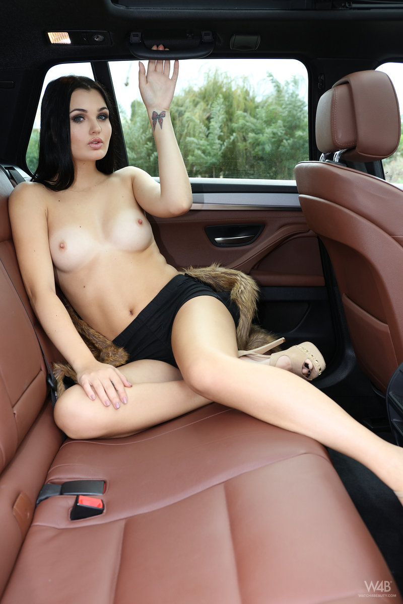 Something truck back seat girls naked