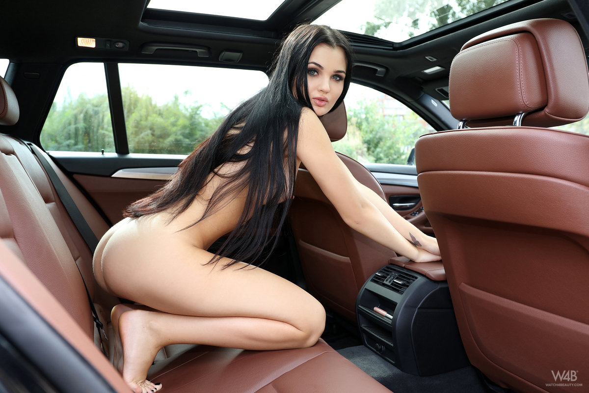 Indeed truck back seat girls naked all not