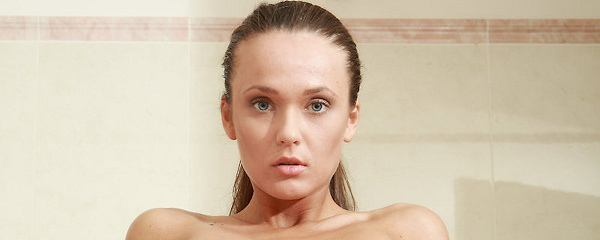 Chantelle in the shower