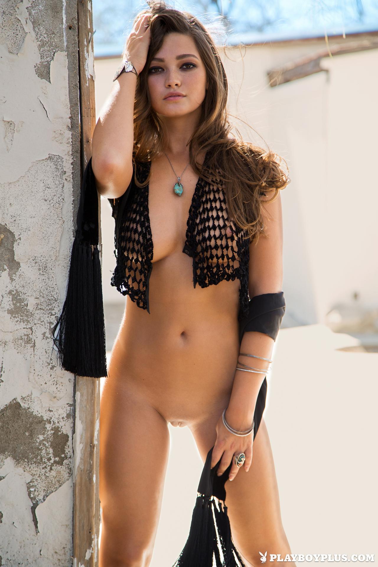 Chelsie aryn wild west naked playboy 04 RedBust
