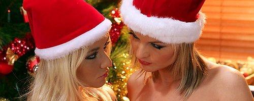 Christmas lesbians vol.2