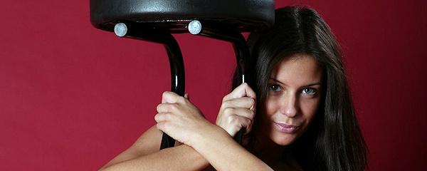 Cofi Milan & bar stool