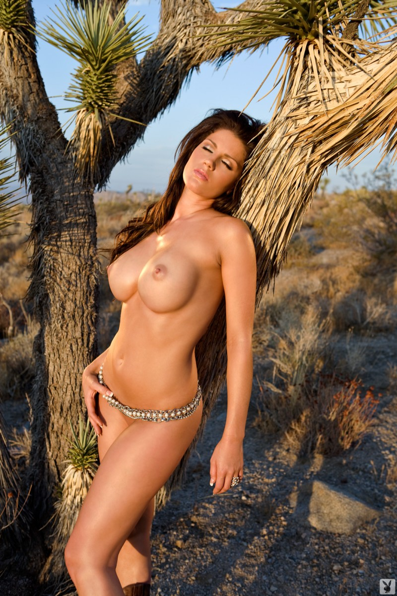 photos nude Crystal hunt