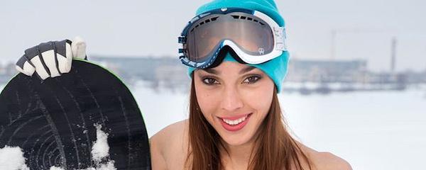 Daniela – Snowboard girl