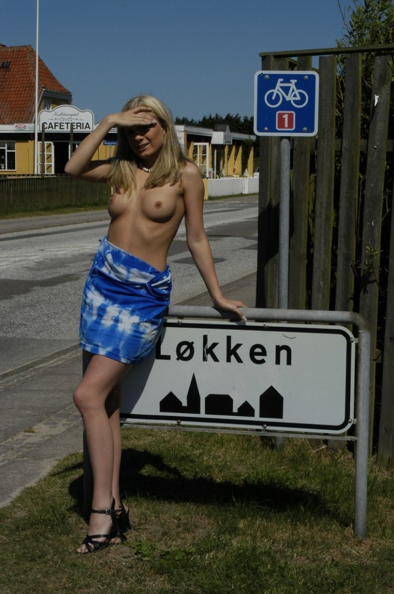 Girls denmark nude beach