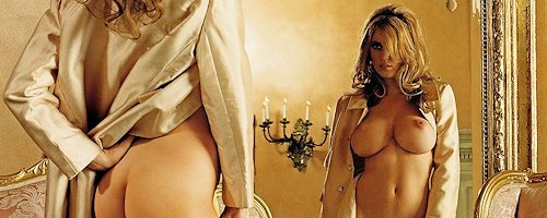 Diora Baird in Playboy
