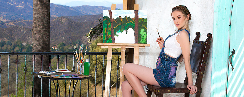 Emily Bloom – Landscape painting