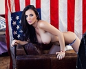 emma-glover-usa-flag-playboy