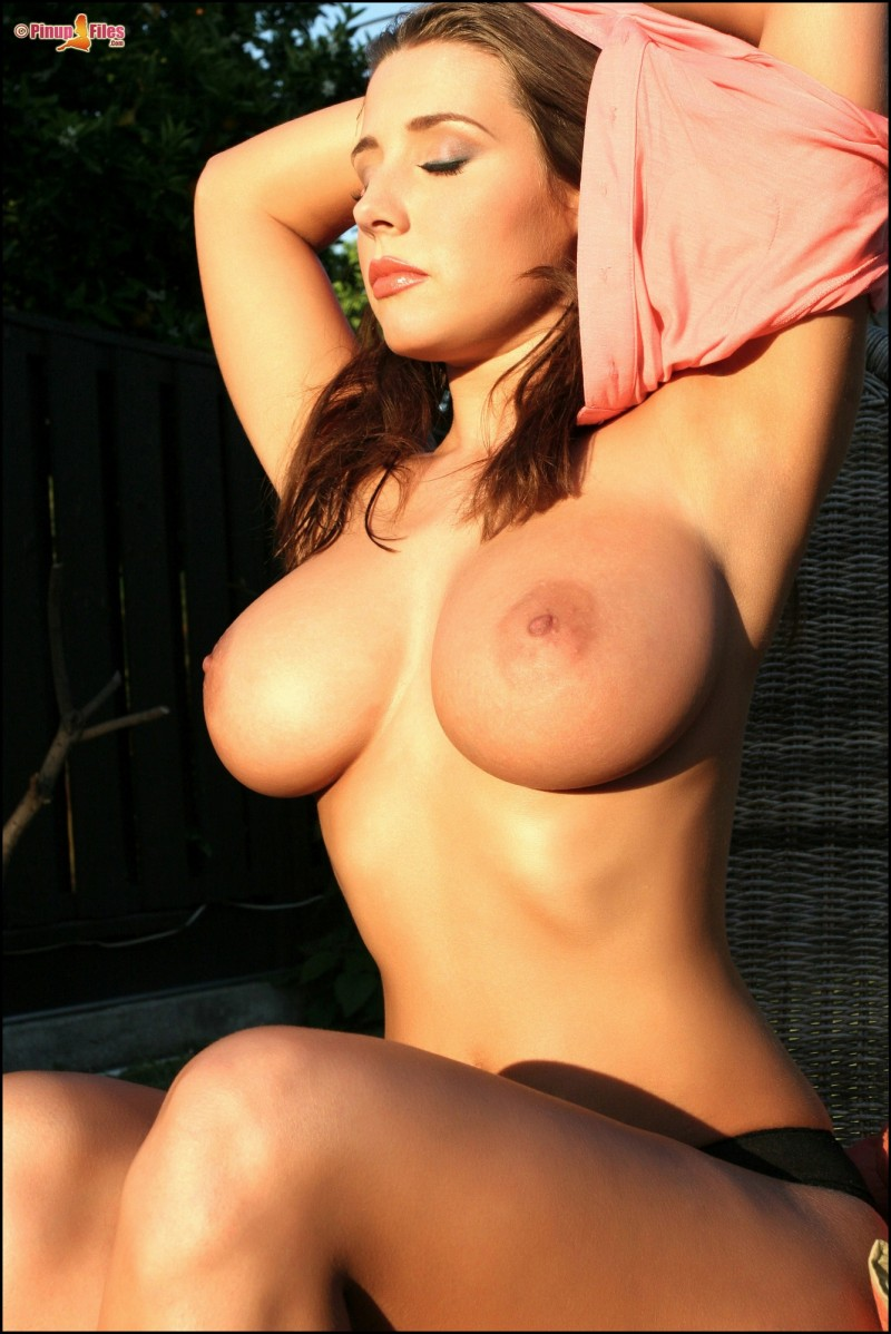 erica-campbell-boobs-nude-garden-pinup-files-10