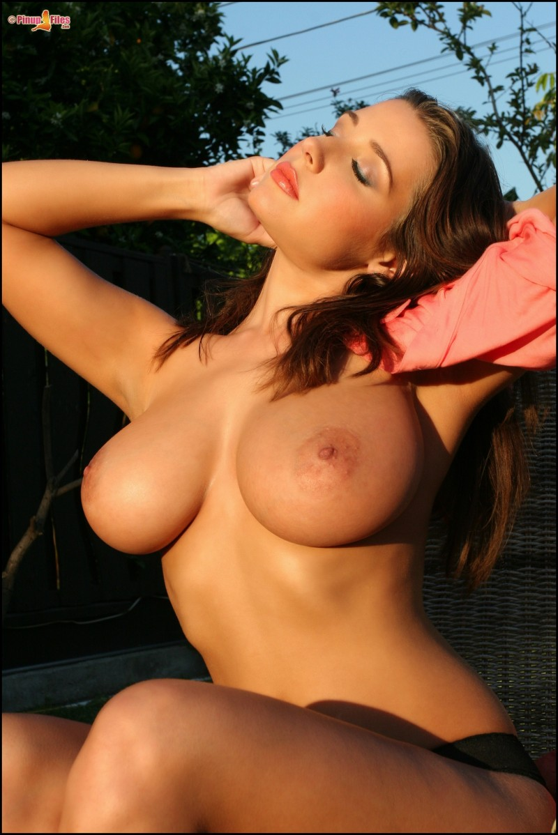erica-campbell-boobs-nude-garden-pinup-files-11