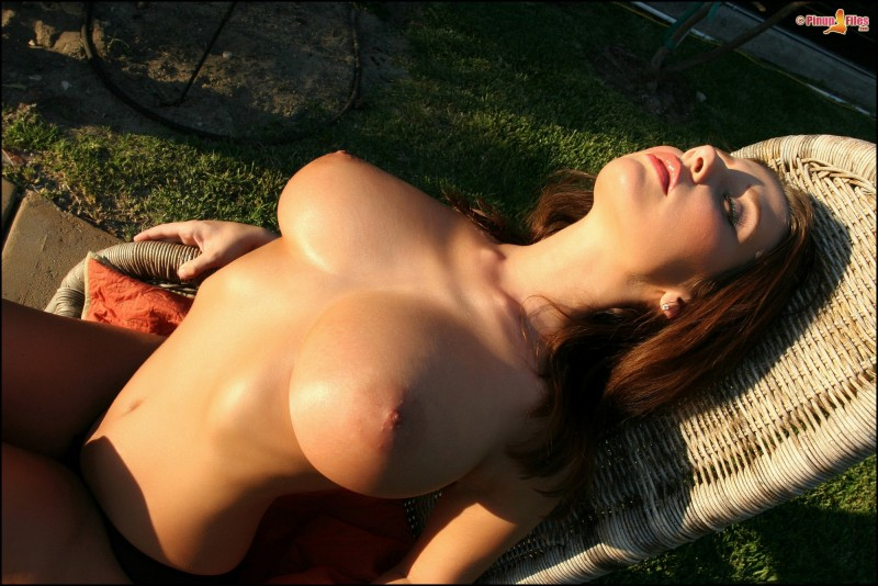 erica-campbell-boobs-nude-garden-pinup-files-16