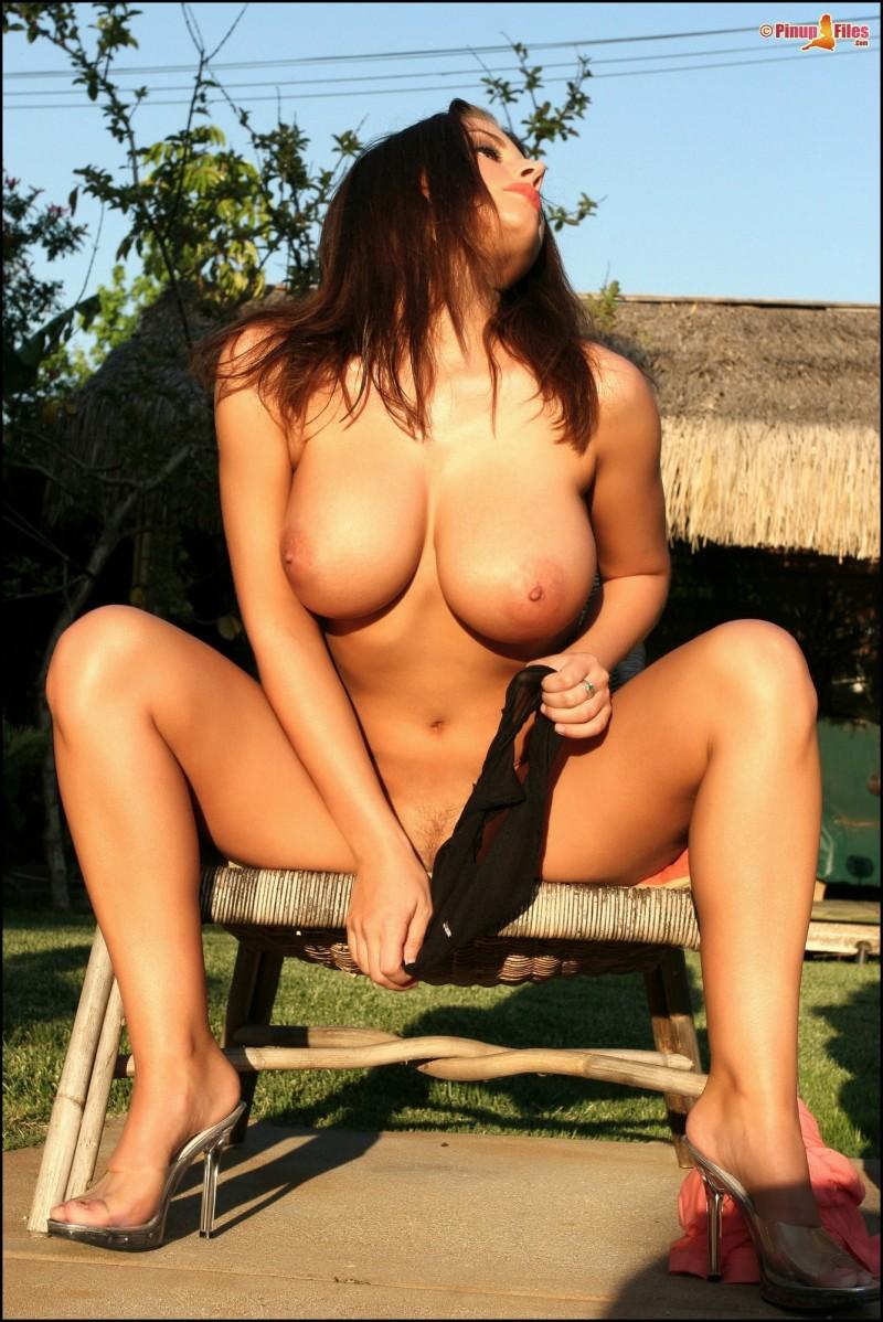 erica-campbell-boobs-nude-garden-pinup-files-21