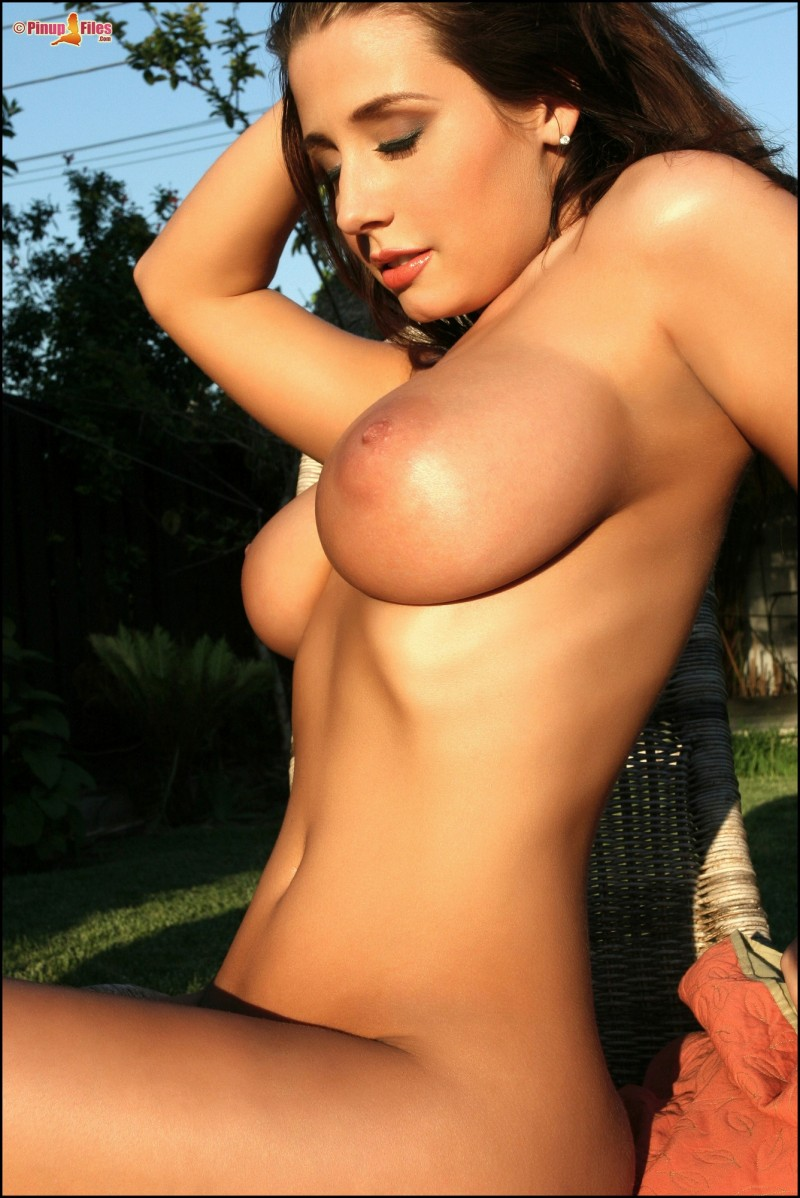 erica-campbell-boobs-nude-garden-pinup-files-23