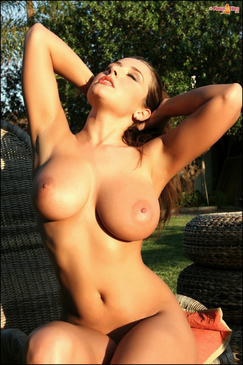 erica-campbell-boobs-nude-garden-pinup-files-25