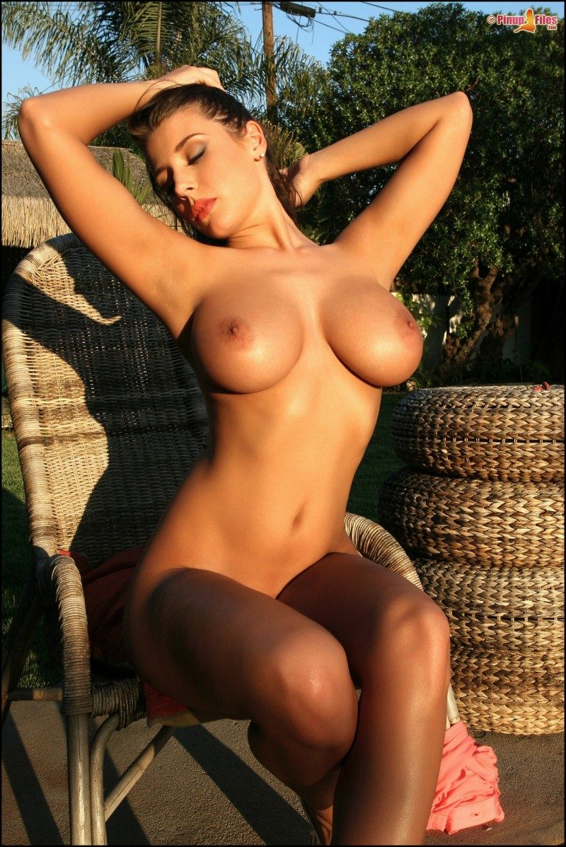 erica-campbell-boobs-nude-garden-pinup-files-40