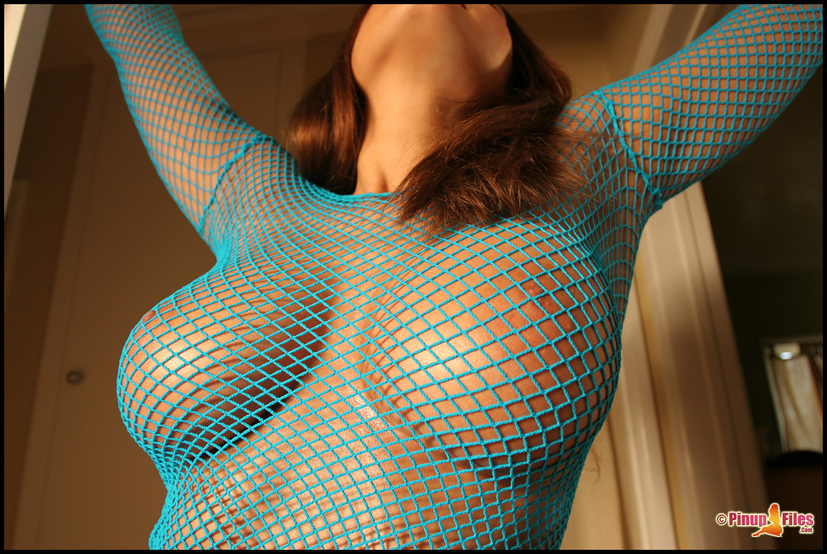 erica-campbell-boobs-naked-blue-fishnet-pinupfiles-05