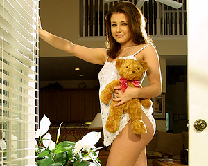 erica-campbell-socks-teddy-bear-boobs-bumblegirls