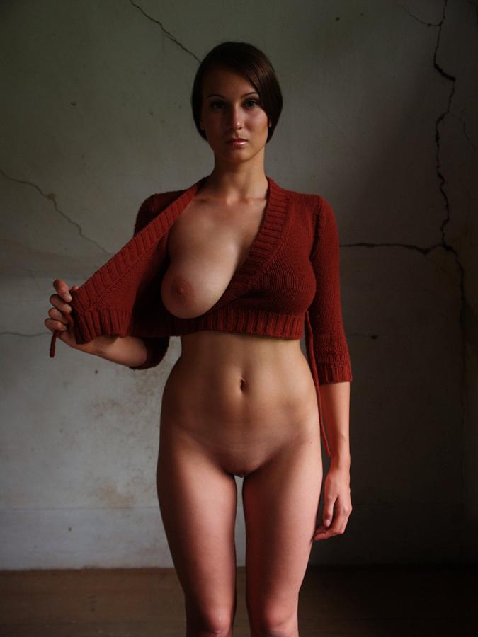 sweater naked erotica