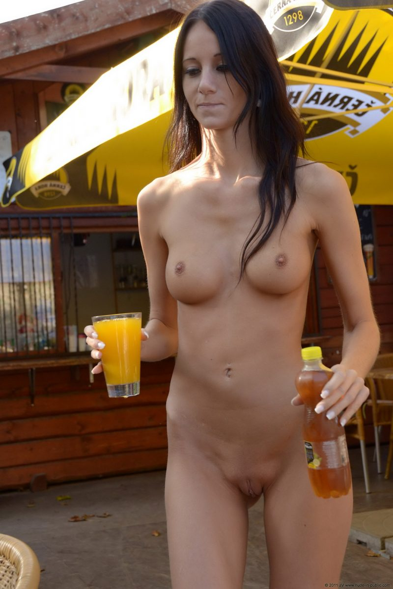 Nude in public reddit
