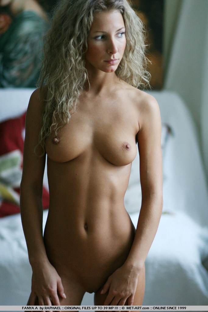 from Keegan naked fit blonde women