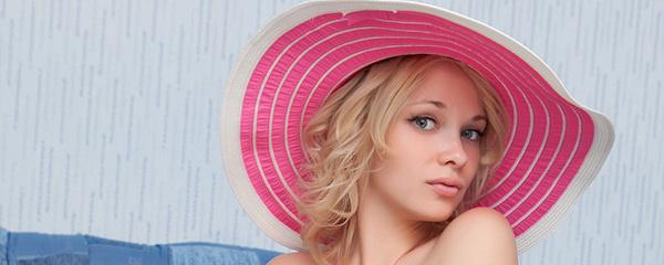 Feeona – Pink hat