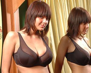lucy-c-boobs-mirror-stockings-naked-metart