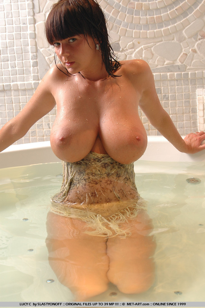 Irish Big Breasts Nude 52