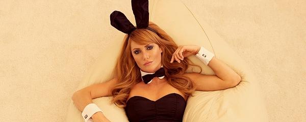 Gia Marie – Redhead Playboy Bunny