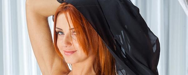 Ginger – Longhair redhead