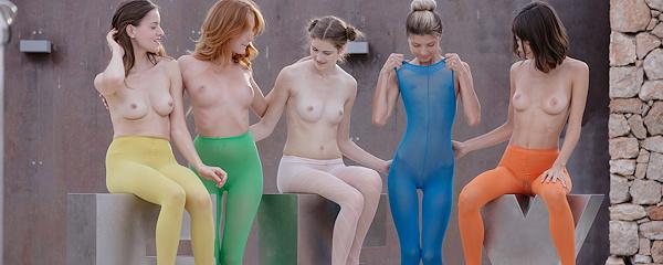 Girls in pantyhose vol.3