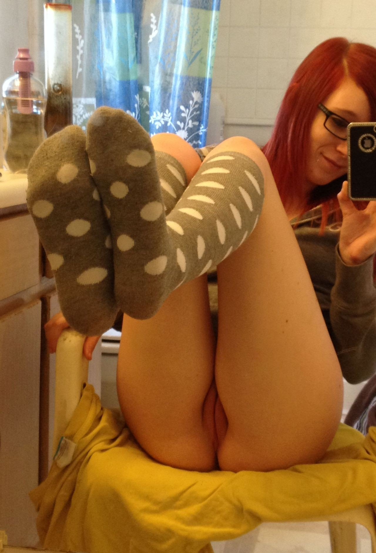 nude-girls-socks-fetish-vol3-mix-30