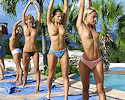 group-aerobics