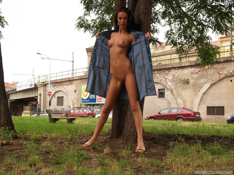 hanka-jeans-flash-in-public-10