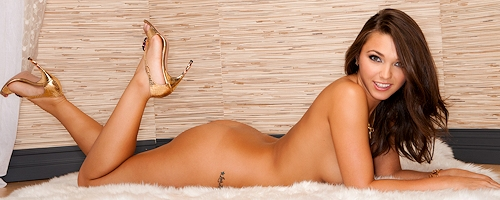 Hannah Gappa – Playboy Barmate July 2011