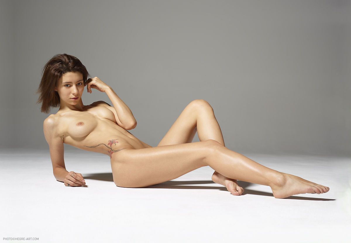 Anus licking nude women