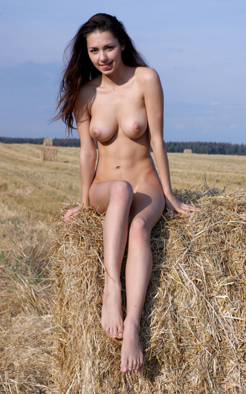 helga-lovekaty-grain-field-nude-28