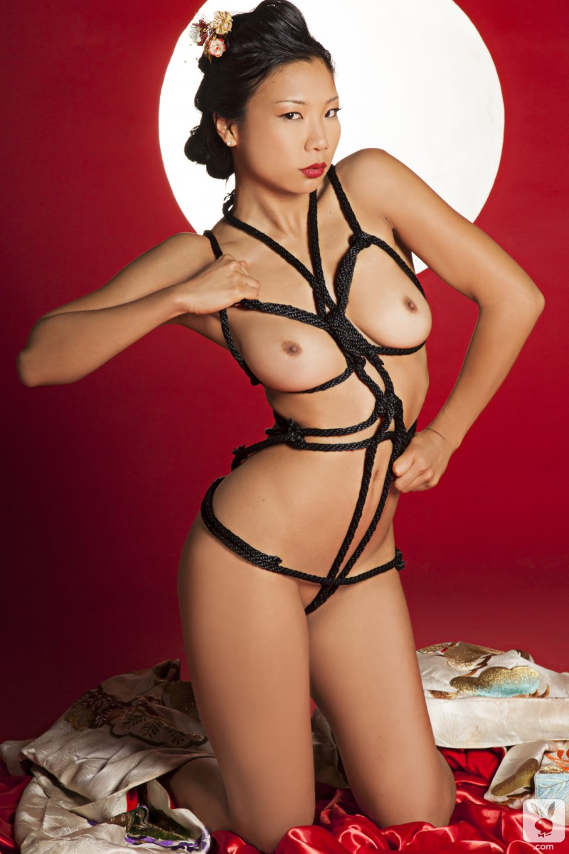 asian playboy playmate naked
