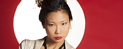 Hiromi Oshima – Bondage & kimono