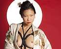 hiromi-oshima-bondage-playboy