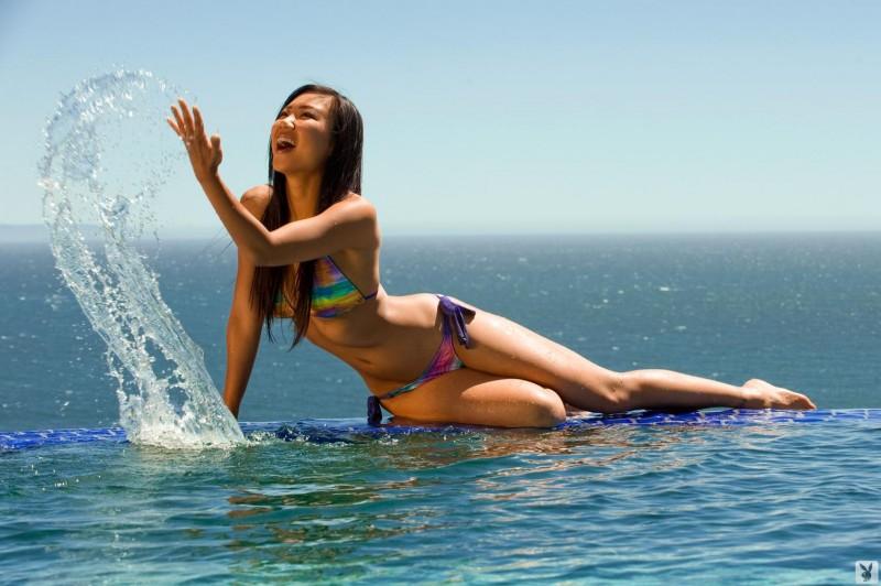 Hiromi oshima bikini shall