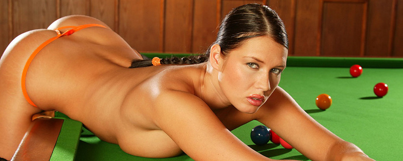 Veronica Da Souza – Hot snooker player