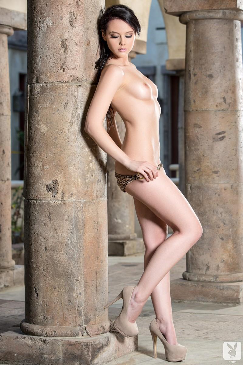 iana-little-leopard-bikini-high-heels-playboy-14