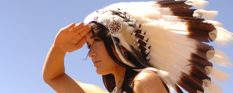 Peta Todd – Indian Chief