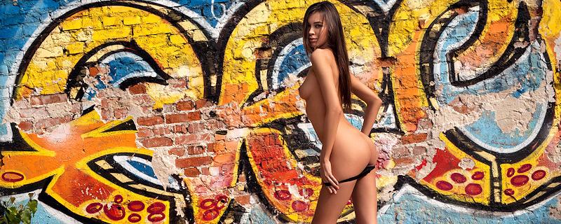 Jackie – Graffiti wall